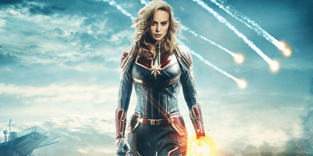 """Brie Larson mất tổng cộng 9 tháng để có được body chuẩn của """"Captain Marvel"""""""