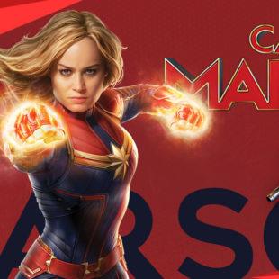 Quá trình tập luyện thể hình khắc nghiệt của Captain Marvel