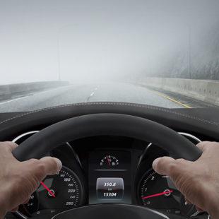 Kỹ năng và kinh nghiệm lái xe trong sương mù