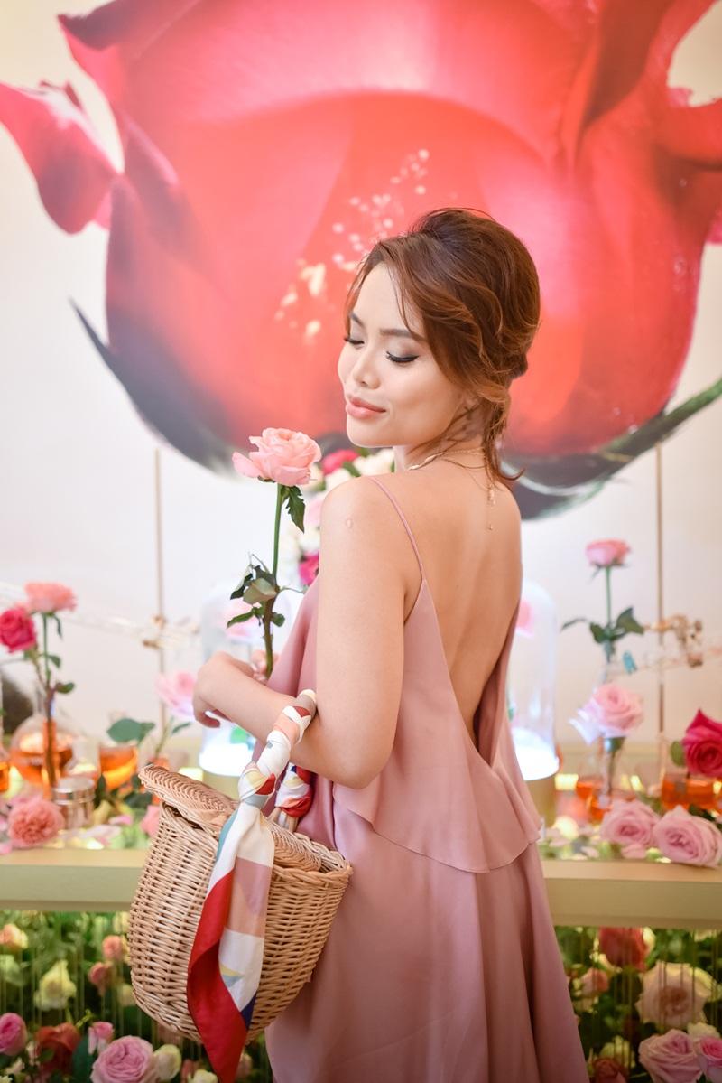 Beauty blogger Liên Anh