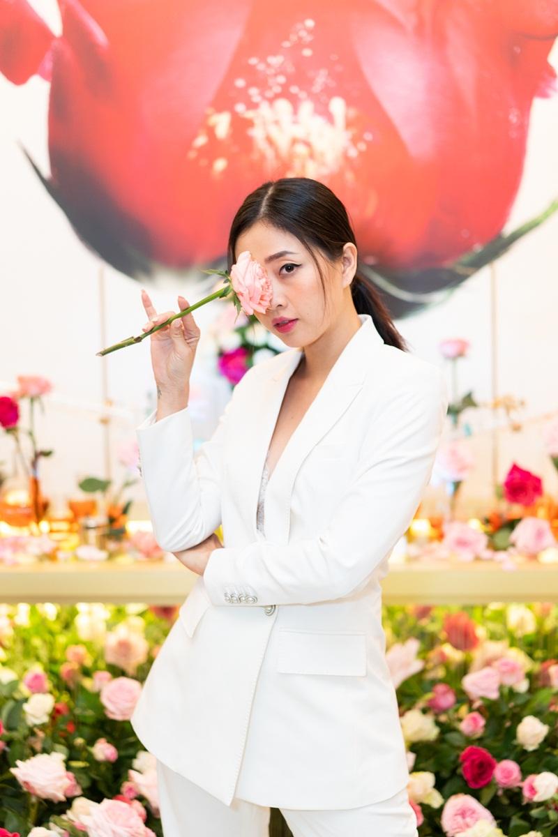 MC Liêu Hà Trinh