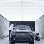 """Lexus RC 300 mới: Trải nghiệm như những """"đặc vụ áo đen"""""""