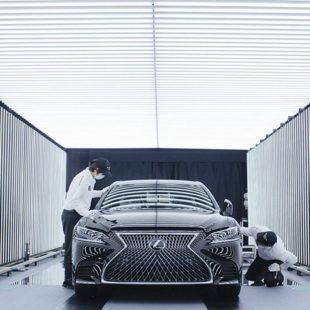 Lexus ES mới: Nghệ thuật dẫn lối những thăng hoa