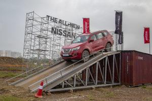 Đam mê off-road trỗi dậy khi cầm lái Nissan Terra