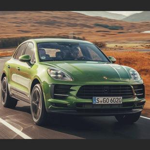 Thế hệ tiếp theo của Porsche Macan sẽ là xe điện