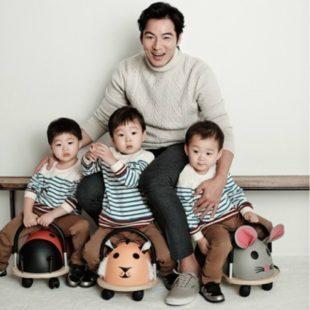 """Song Il Gook: """"vệ thần tuổi thơ"""" của bộ 3 anh em Daehan – Minguk – Manse"""