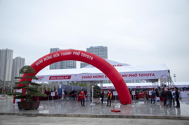 Thành phố Toyota