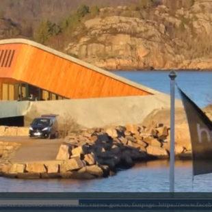 [Video] Kỳ thú nhà hàng nằm lơ lửng ở độ sâu 30m trong nước biển