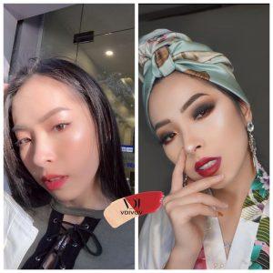 """""""Beauty Contrast"""" – Xu hướng trang điểm biến hóa chiếm sóng đầu 2019"""