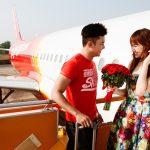 Mừng 8 tháng 3, bay Vietjet thả ga trên khắp châu Á