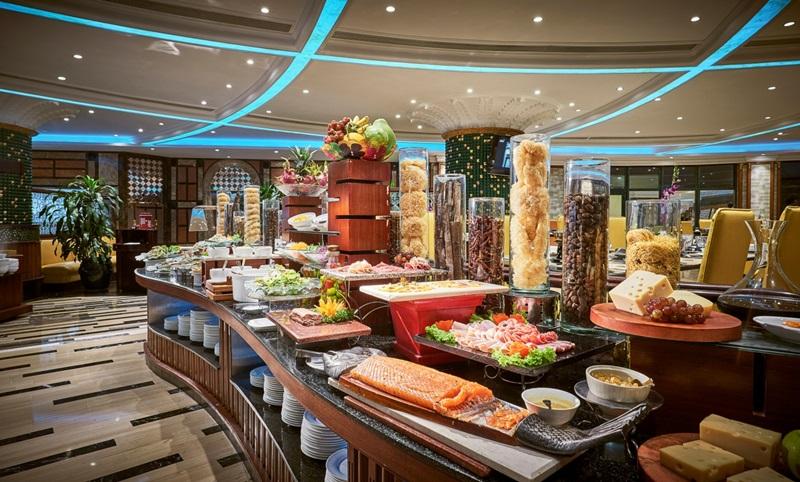 Ngày ngọt ngào dành riêng cho phái đẹptại khách sạn Windsor Plaza