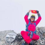 Nữ luật sư vượt qua thử thách không tưởng: Leo lên đỉnh núi cao nhất của 2 châu lục trong 20 ngày