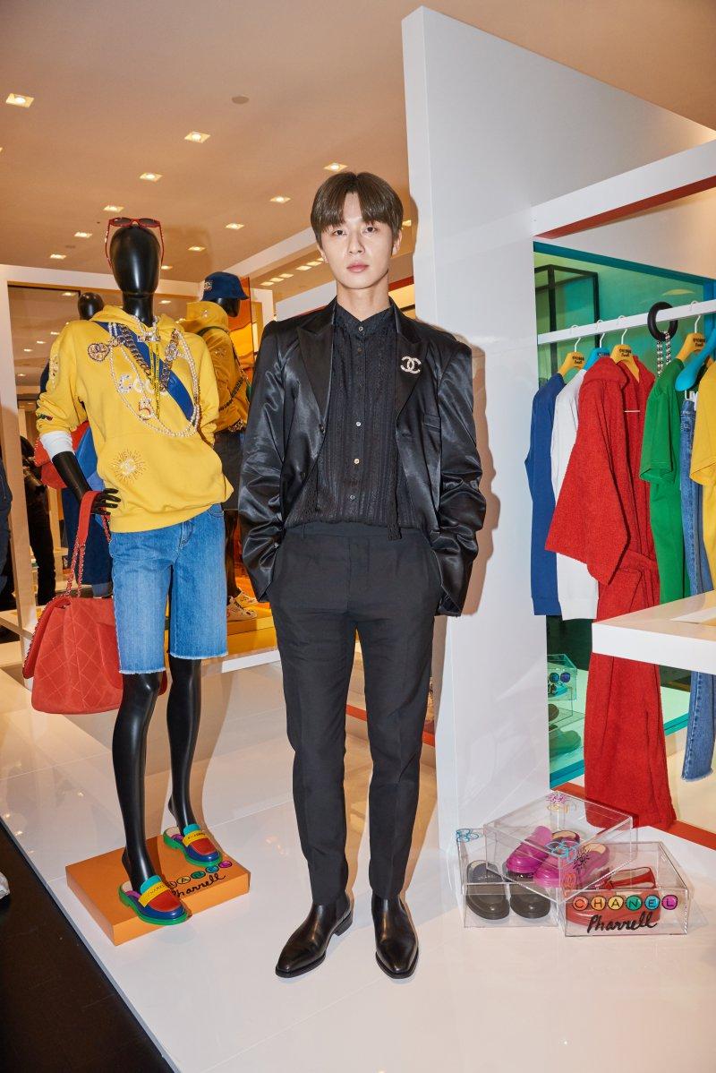 chanel, seoul, cửa hàng, flagship, thời trang