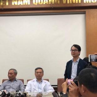 Bác sỹ phát ngôn ở Chùa Ba Vàng gửi lời xin lỗi đến người dân
