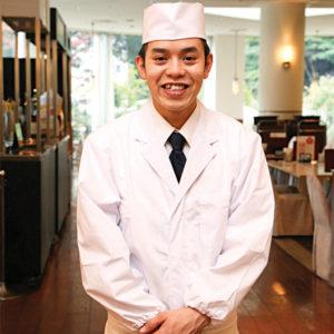 Đầu bếp Nguyễn Bá Phước: Người nêm nước mắm vào món ăn Nhật Bản