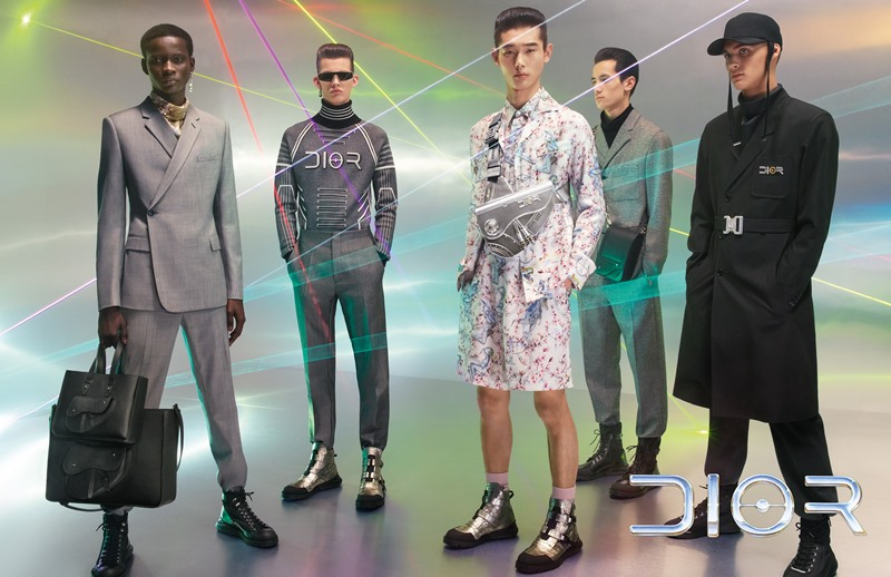 dior men, kim jones, chớm thu 2019, quảng cáo