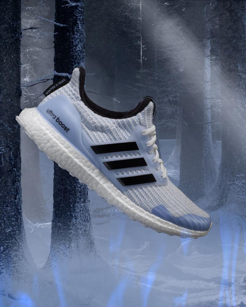 game of thrones, adidas, ultraboost, sneakers