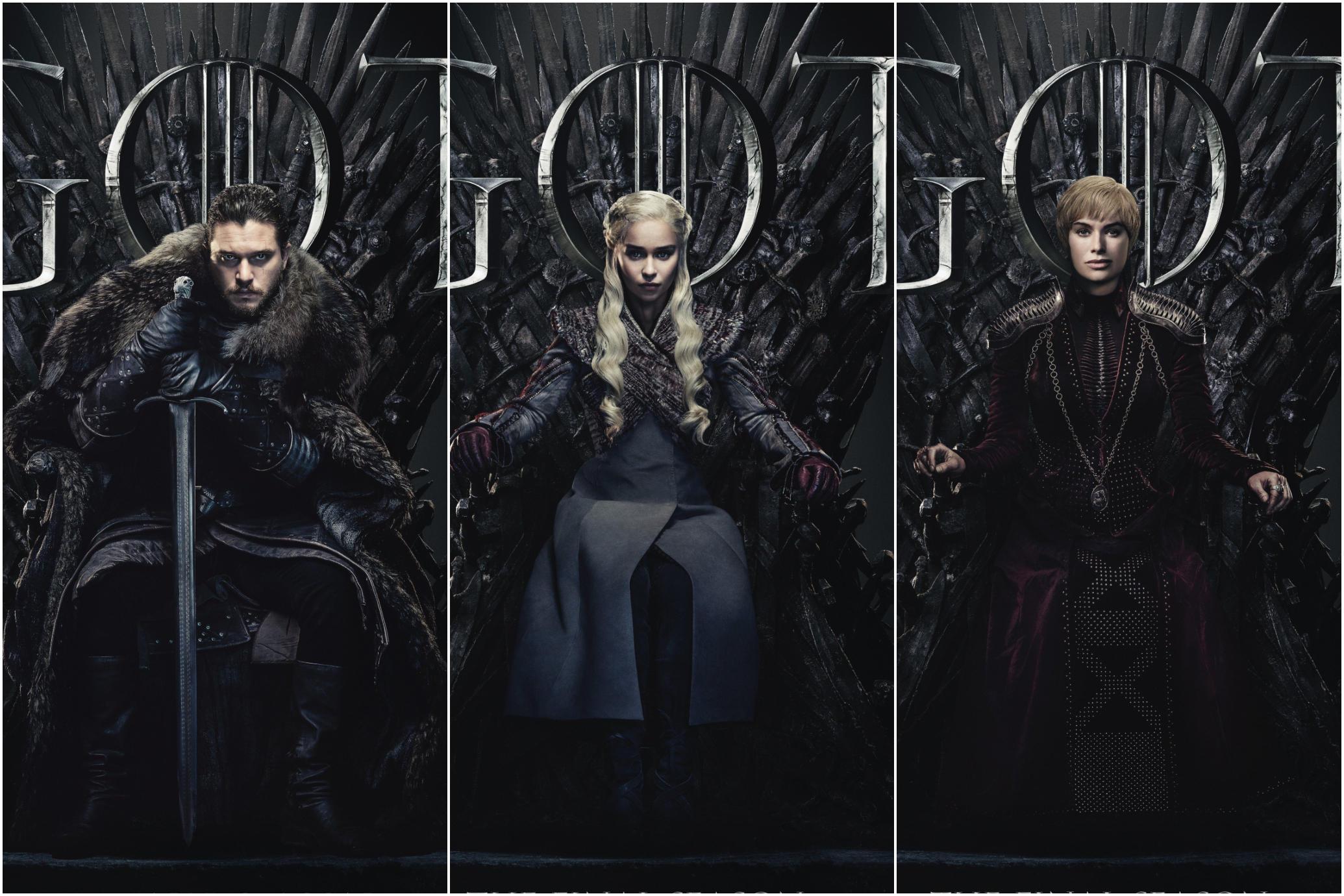 Hoi ket cua Avengers va Game of Thrones