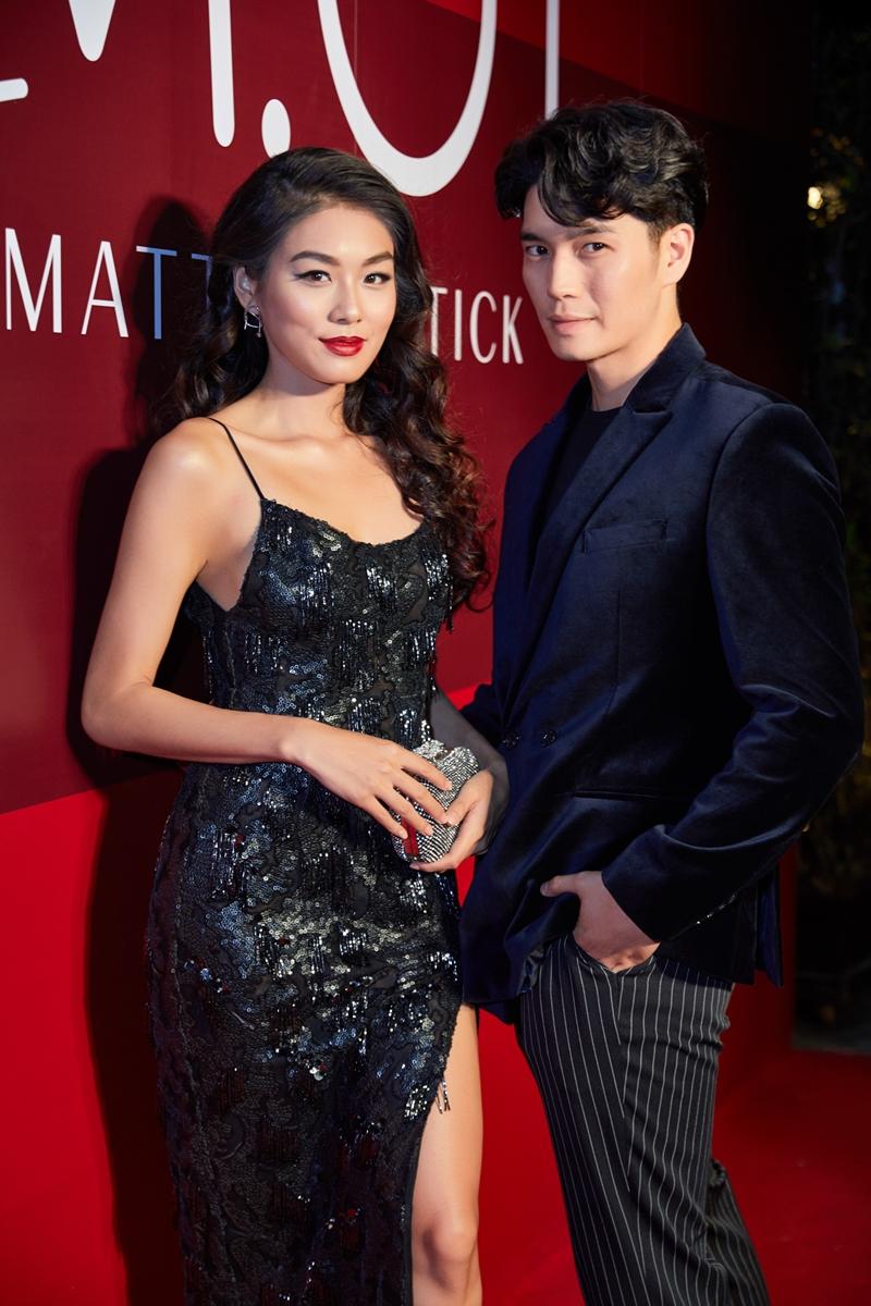 Tương xứng cả về ngoại hình lẫn gia thế, Thảo Nhi Lê và Huy Trần còn khiến nhiều người ngưỡng mộ bởi chuyện tình đẹp.