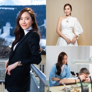 """Jessica Jung xinh đẹp không tì vết tại Thụy Sĩ, """"đọ sắc"""" với đàn chị Thư Kỳ tại sự kiện của BVLGARI"""