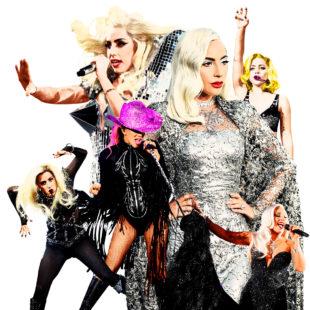Trở lại đỉnh cao sau 10 năm, Lady Gaga góp phần vực dậy nền văn hoá đại chúng