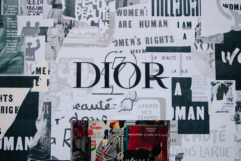 Dior Thu Đông 2018