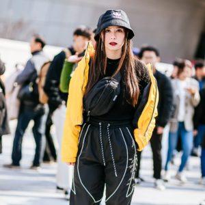 """Giới trẻ Hàn bung xõa cá tính cùng phong cách street style siêu """"chất"""""""