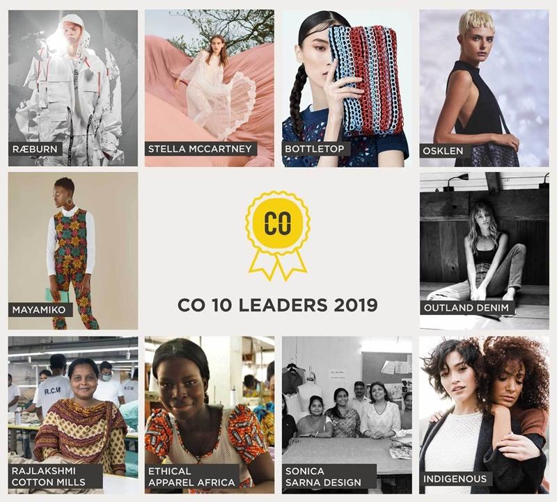giải thưởng bền vững CO10