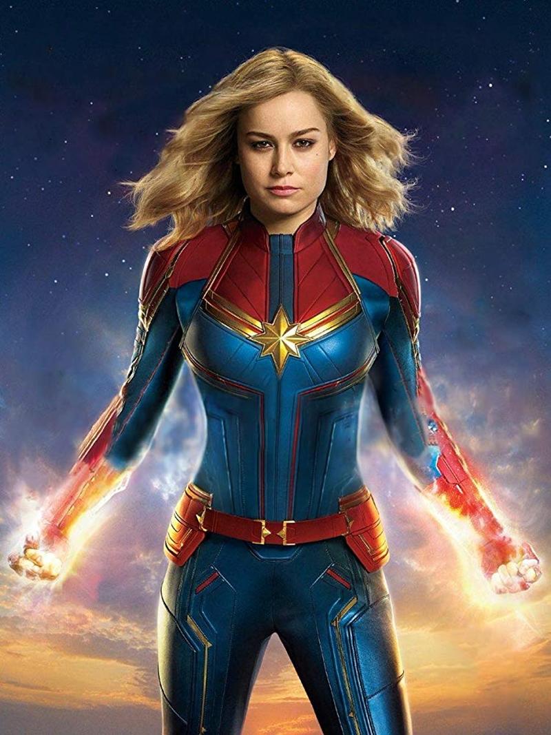 """""""Captain Marvel"""" dự kiến sẽ chính thức khởi chiếu tại Việt Nam từ ngày 08/03/209."""