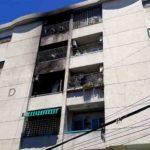 Học sinh chế tạo thiết bị thoát hiểm khi xảy ra cháy chung cư