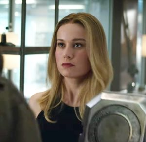 """Cao tay như Marvel: Tung trailer """"Endgame"""" nhưng cũng tranh thủ quảng bá """"Captain Marvel"""""""