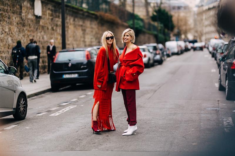 ton sur ton, street style