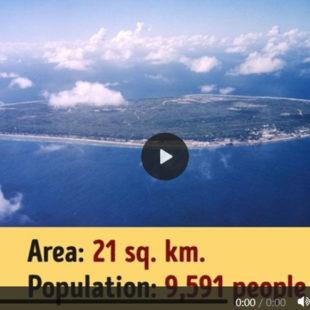 [Video] Top 10 quốc gia nhỏ nhất thế giới bạn chưa từng biết tới