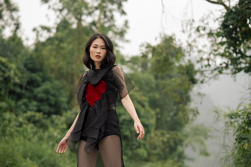 quán quân nexttop Mai Giang_NTK Hà Linh Thư_Đẹp Online
