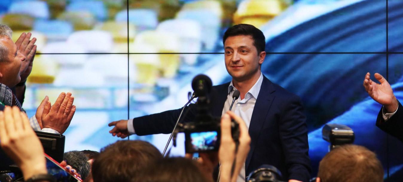 Tổng thống đắc cử Ukraine Volodymyr Zelensky: Thách thức từ 'lòng tin tạm ứng'