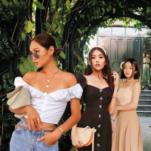 """""""Tan chảy"""" với loạt váy áo bay bổng đón hè của quý cô thời trang Việt"""