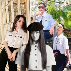 """Không hổ là """"thánh sống Chanel"""", Jennie (BLACKPINK) khiến cả thế giới phát sốt với chiếc crop top hơn 50 triệu"""