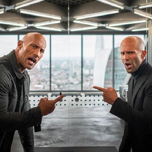 """Phim riêng về The Rock và Jason Statham trong """"Fast & Furious"""" ra mắt trailer đầu tiên"""