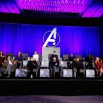 """Bí mật về những chiếc ghế trống trong buổi họp báo phim """"Avengers: Endgame"""""""