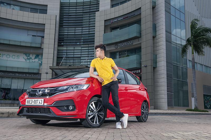 Honda Việt Nam ưu đãi 44 triệu đồng cho mẫu xe Jazz