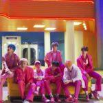 """BTS cũng bắt kịp trend """"nhuộm hồng"""" trong MV mới ra mắt ngày 12/04"""