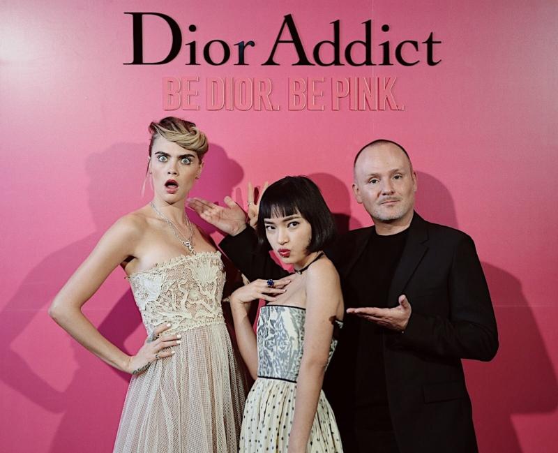 Châu Bùi dự kiện ra mắt son Dior