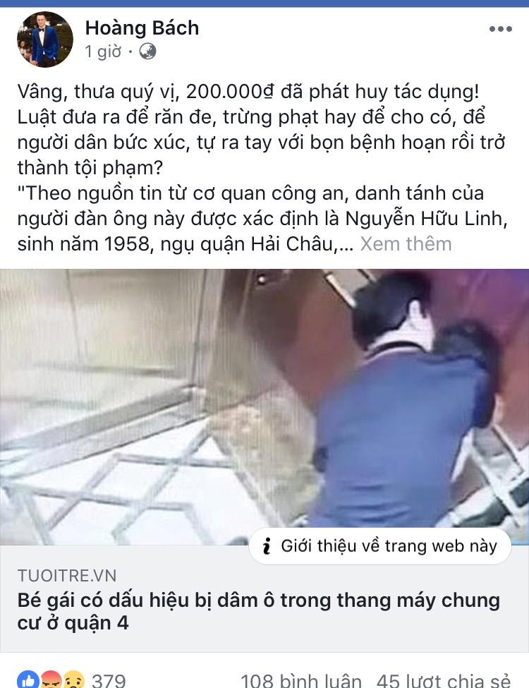 bé gái bị sàm sỡ trong thang máy_Đẹp Online