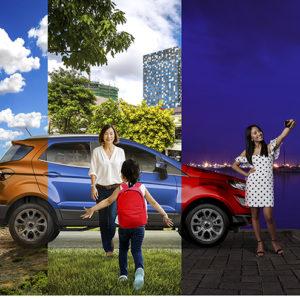 Phụ nữ ngày càng thích xe SUV cỡ nhỏ