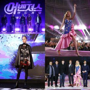"""""""Captain Marvel"""" Brie Larson xuất chiêu đầy ngoạn mục tại Seoul với hai bộ đồ """"hot hit"""""""