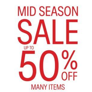 """""""Tăng nhiệt"""" với chương trình Mid-Season Sale của Calvin Klein"""