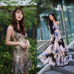 Chloe Nguyễn & Helly Tống khoe sắc trong những thiết kế thân thiện với môi trường