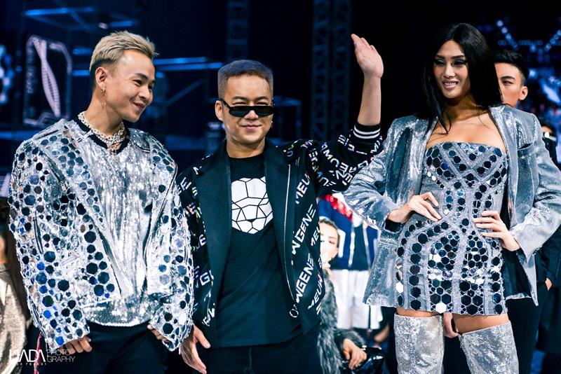 chung thanh phong, minh tú, võ hoàng yến, rapper binz, meuw gene, thời trang, vifw 2019