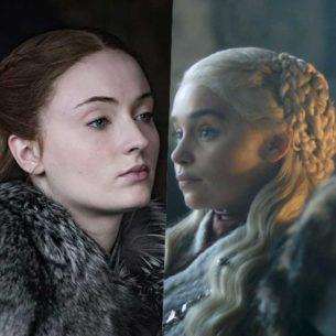 """Game of Thrones 8: Cuộc chiến giữa hai """"đại nữ"""" Daenerys và Sansa sẽ được khơi mào?"""