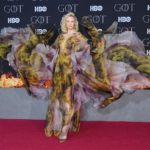 gwendoline christie, game of thrones, iris van herpen
